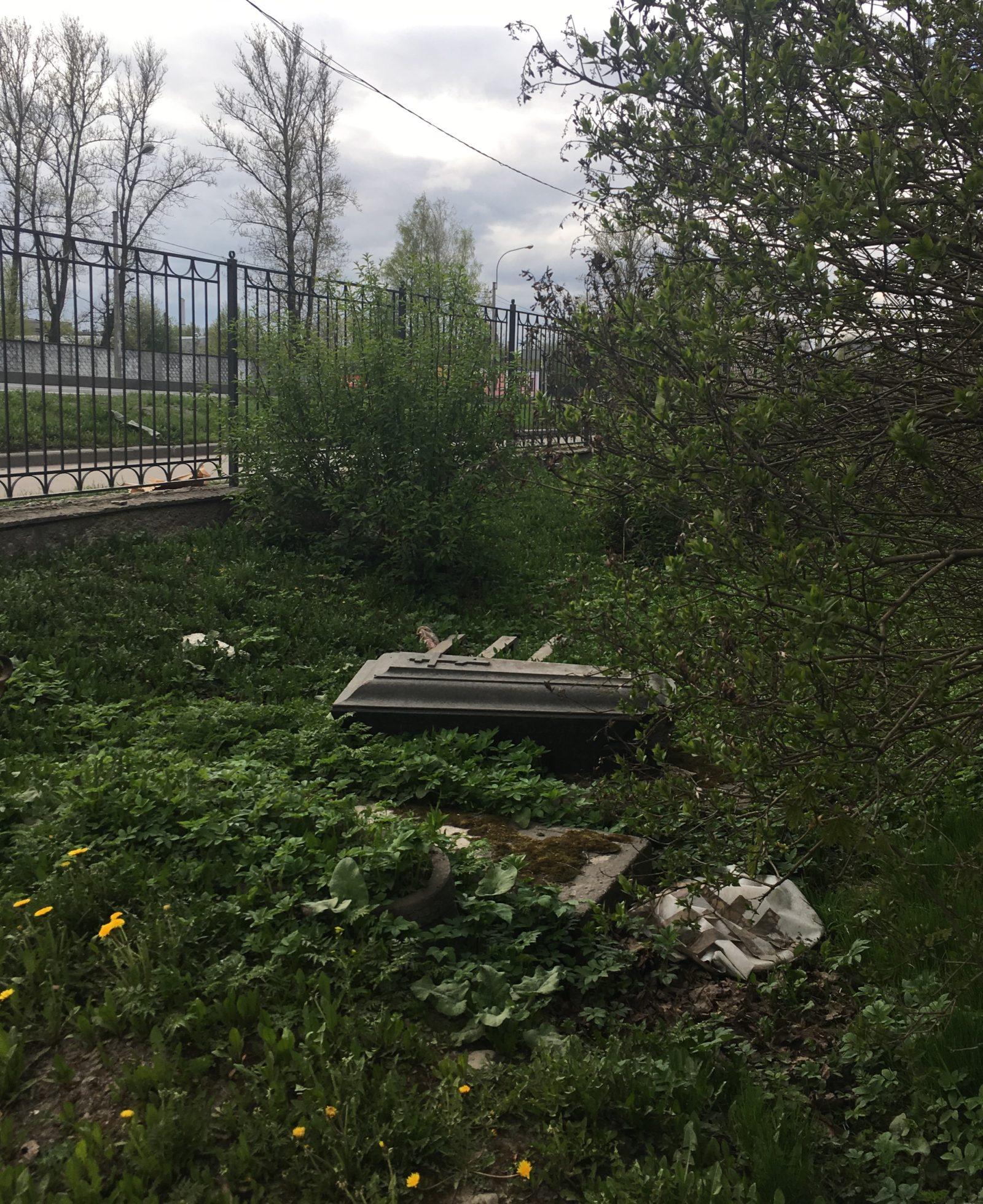 Громовское кладбище