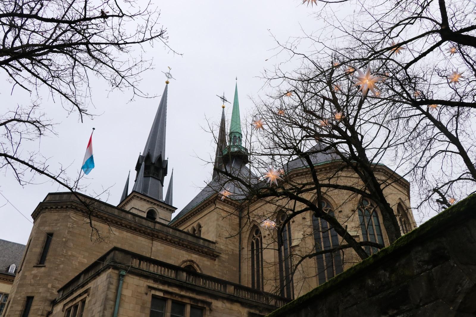 Кафедральный собор Люксембурга
