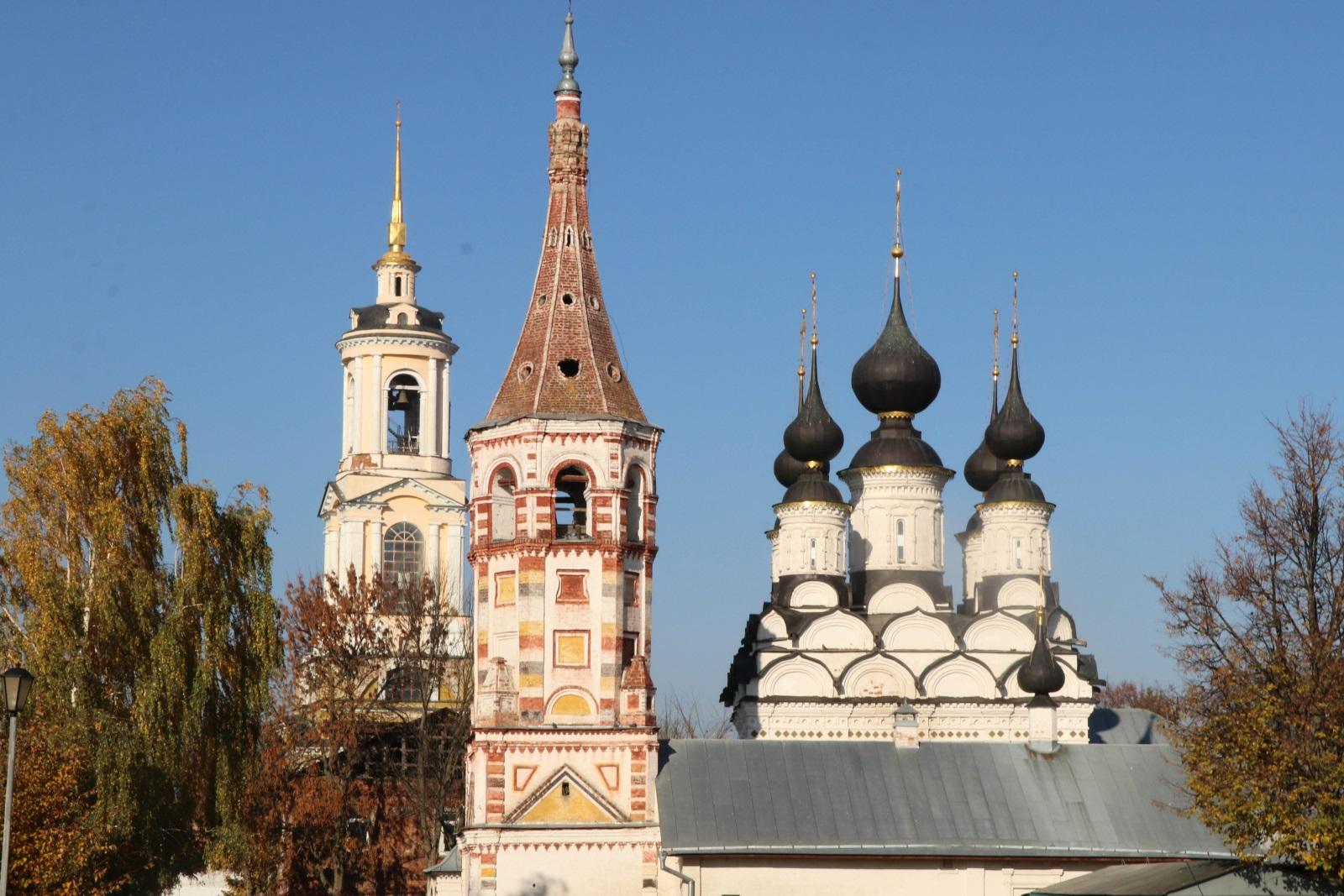 Лазаревская и Антипиевская церкви