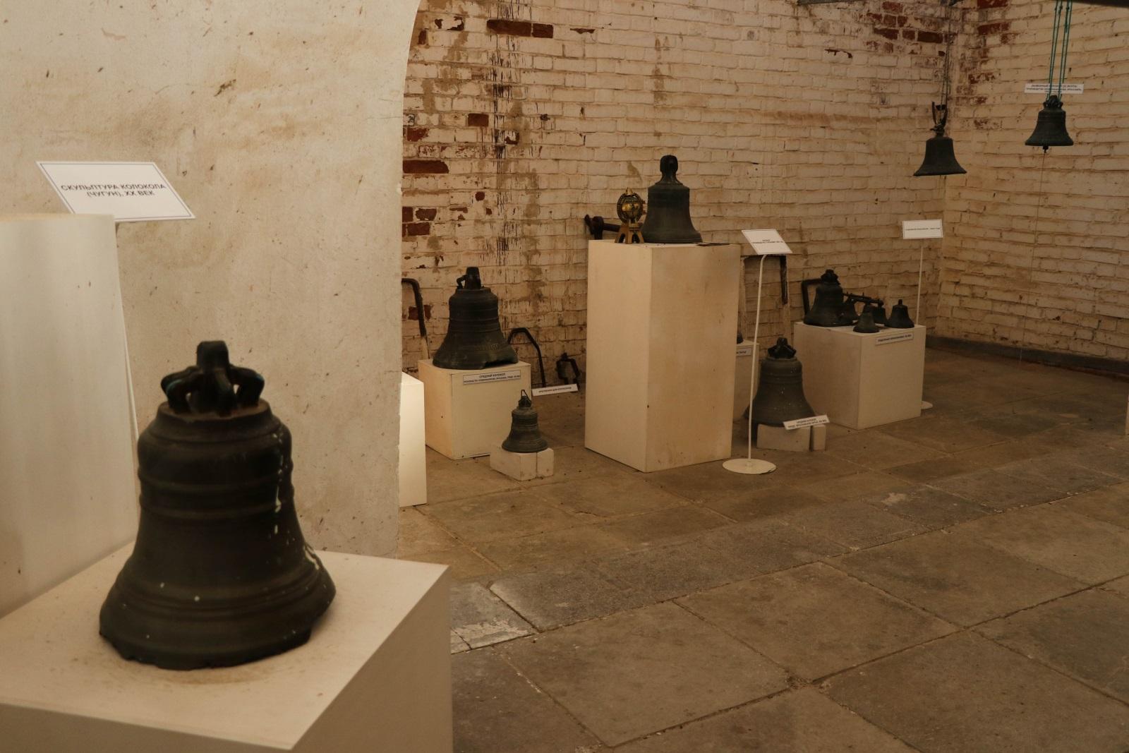 Музей в колокольне в Суздале