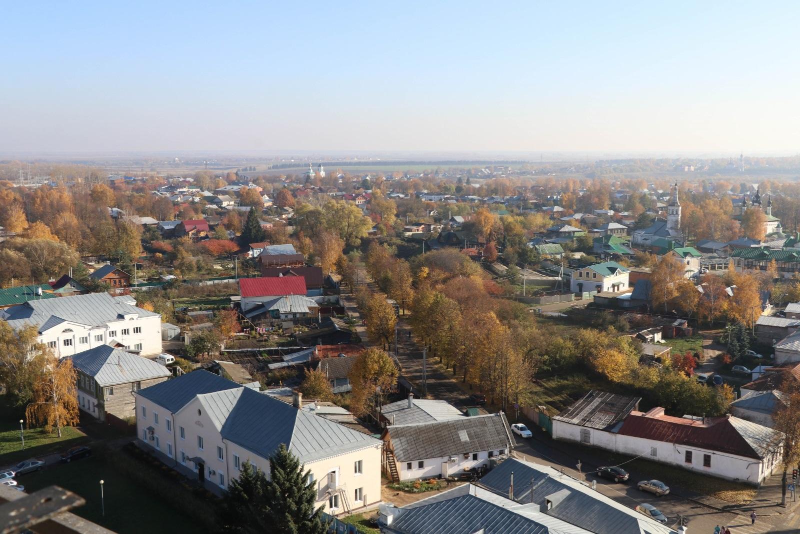 Панорамы Суздаля