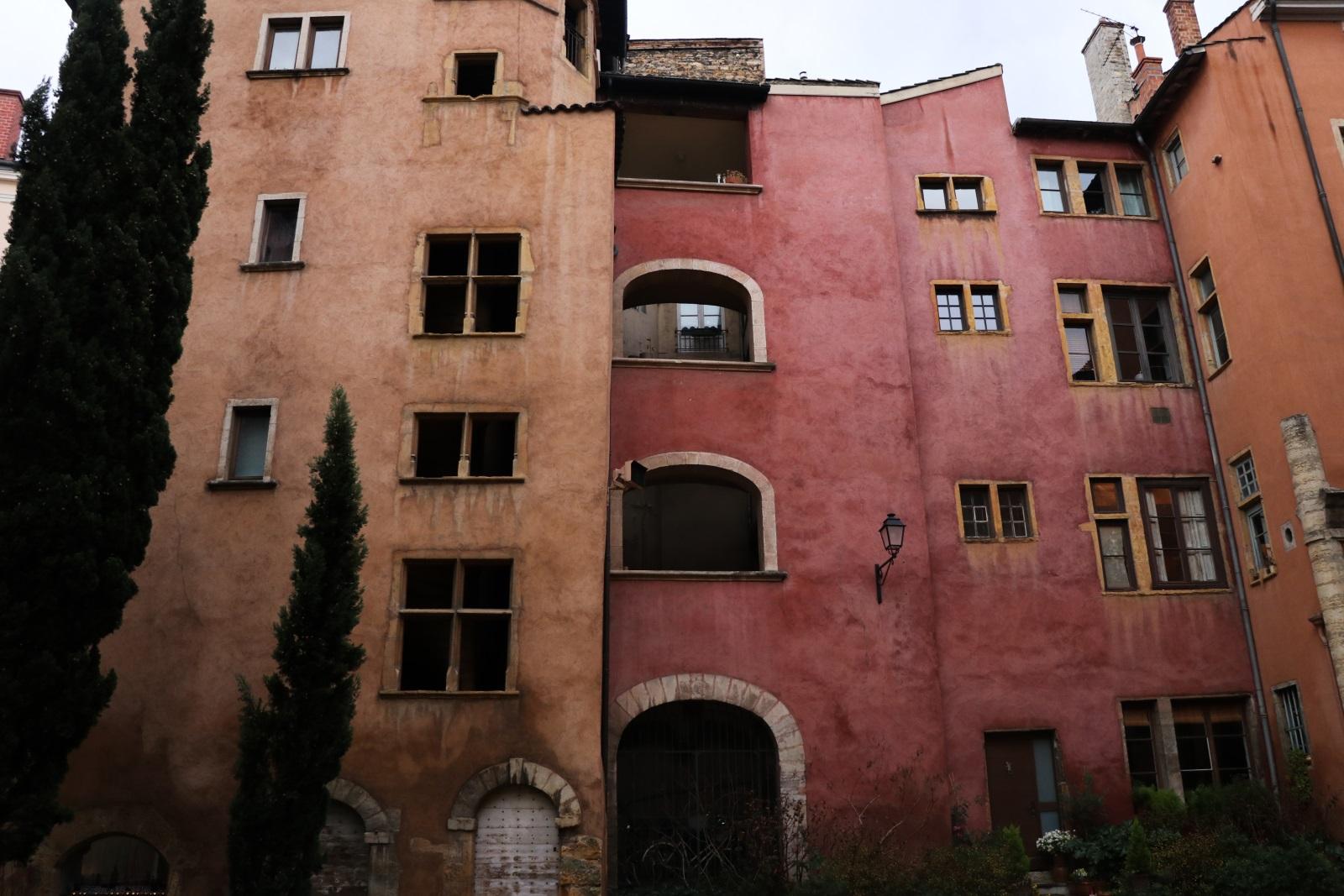 Дом адвокатов в Лионе