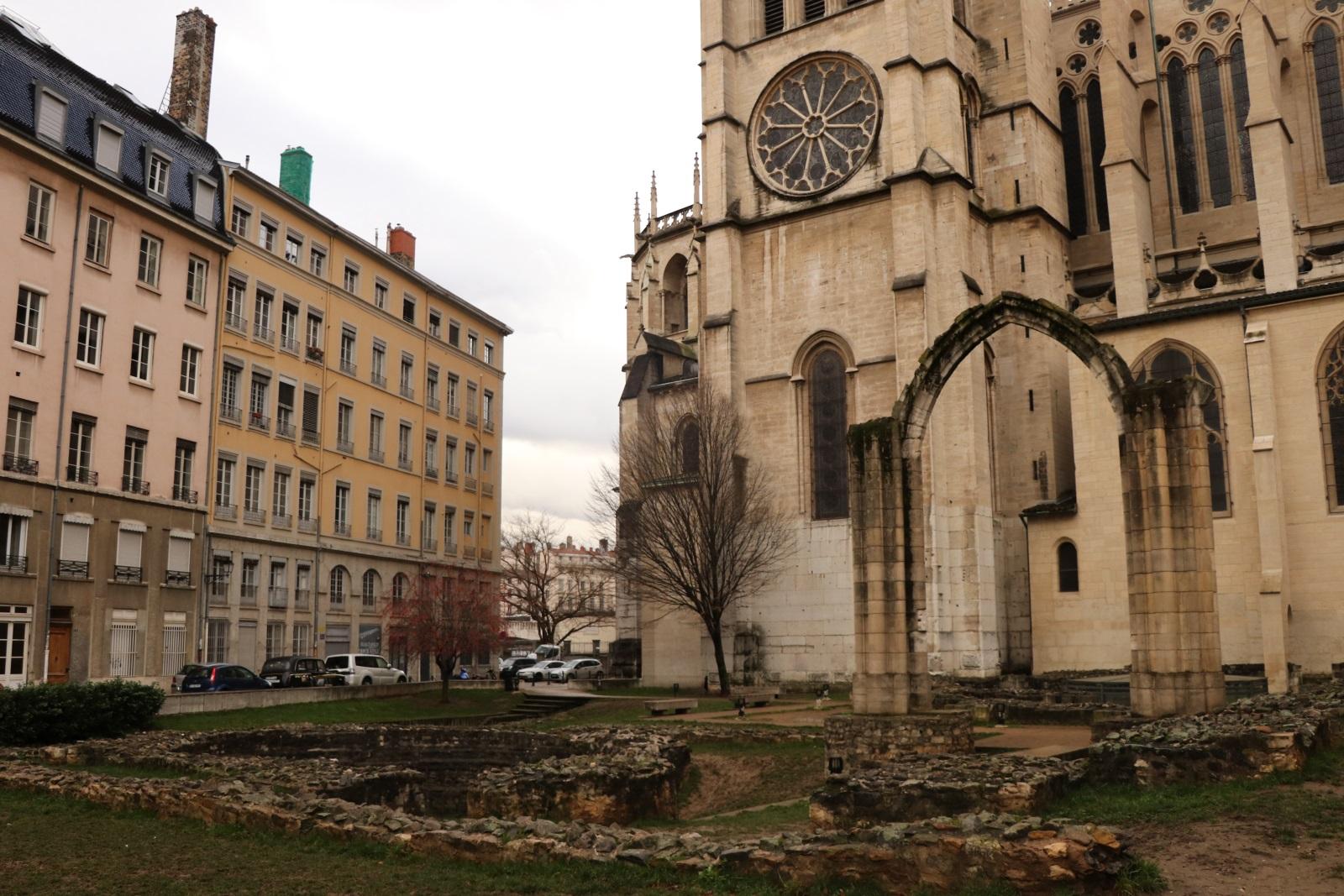 Главный собор в Лионе