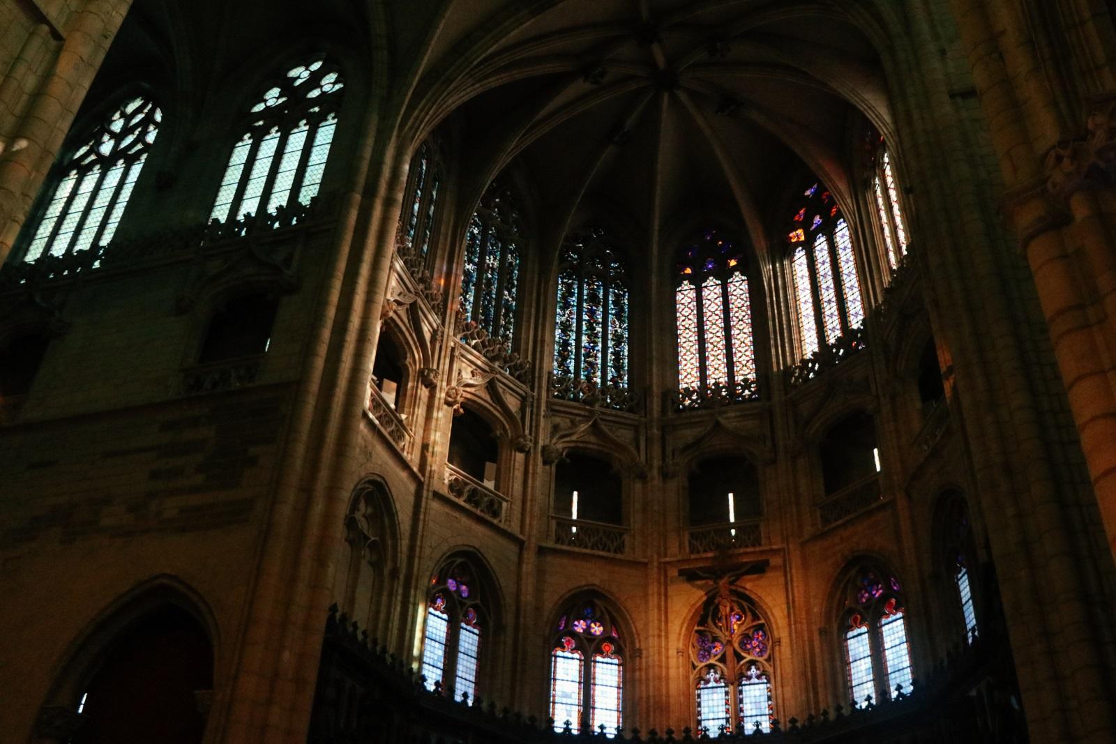 Церковь Сен-Низье в Лионе