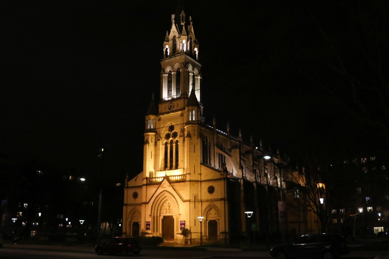 Церковь Святой Бландины Лионской