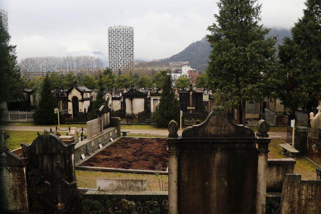 Кладбище Сен-Рош