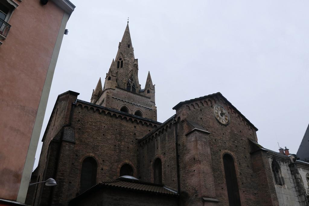 Церковь Сан-Андре в Гренобле