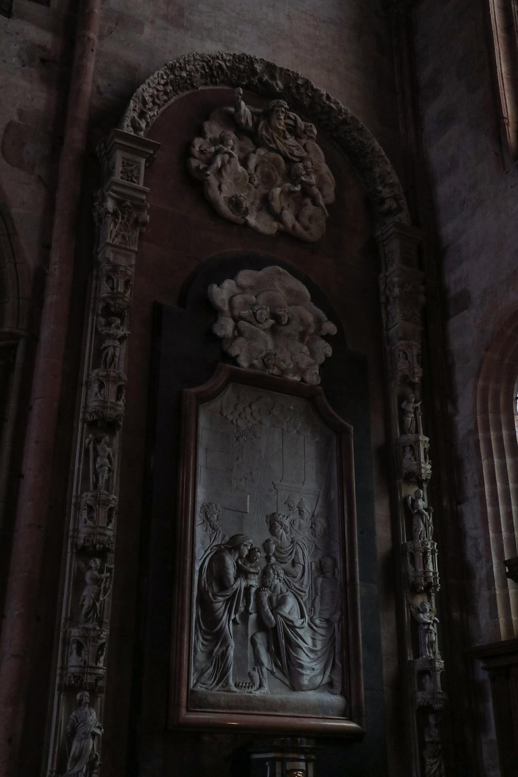 Интерьер церкви Святого Михаила