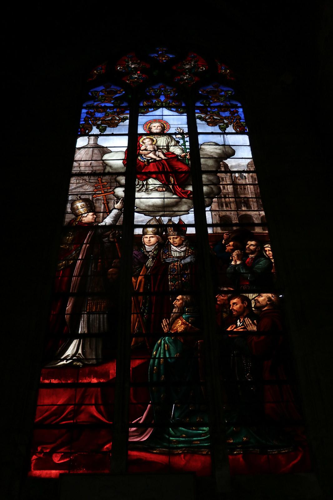 Собор Святого Михаила в Дижоне