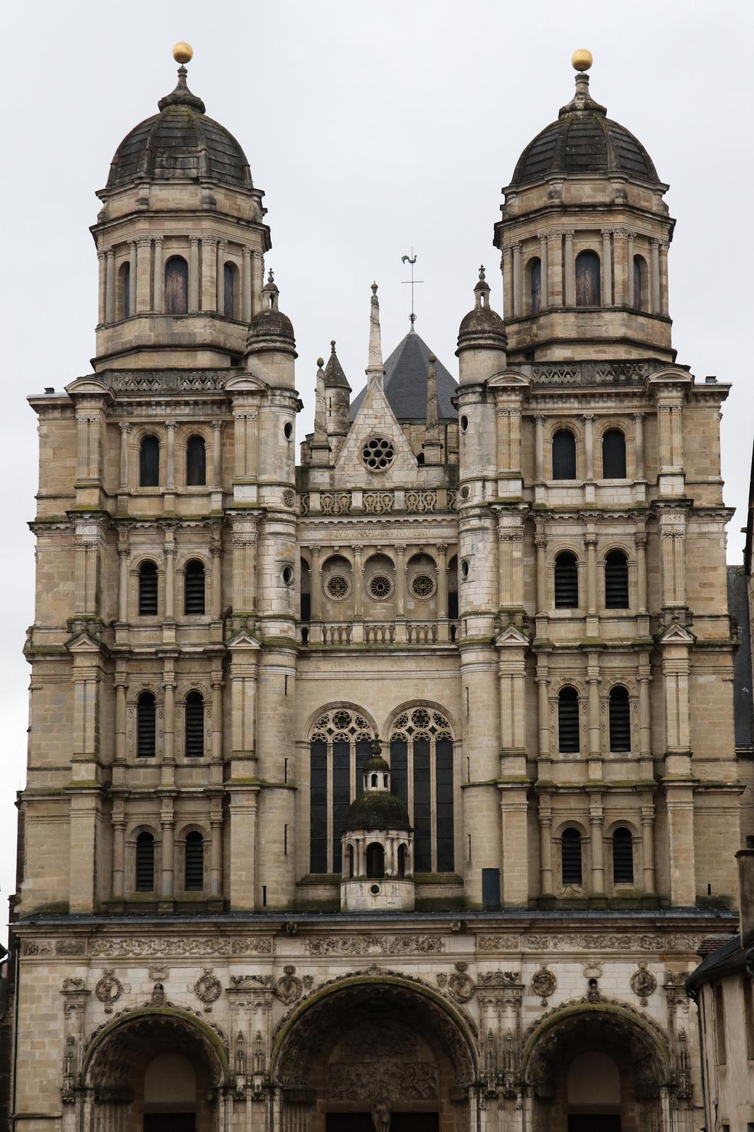 Церковь Святого Михаила в Дижоне