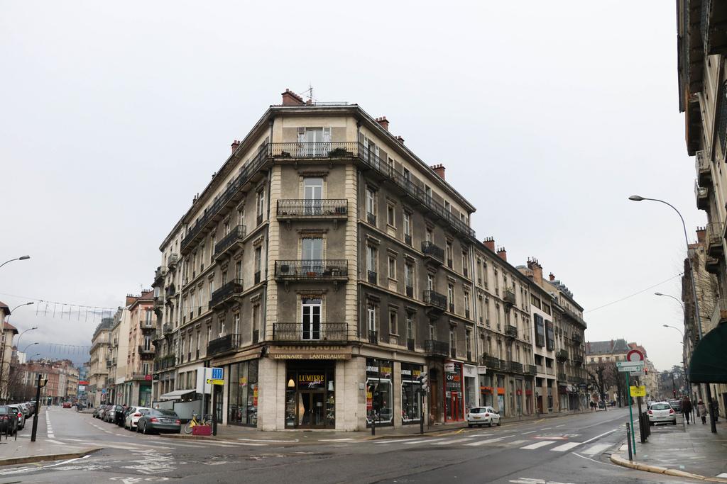 Улицы Гренобля