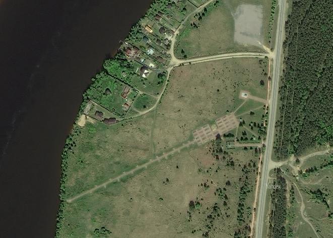 Карта с новыми домами у Пятачка