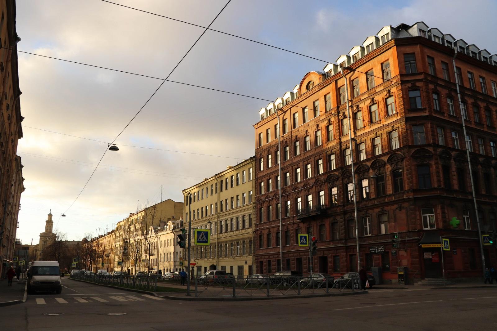 Улицы Семенцов