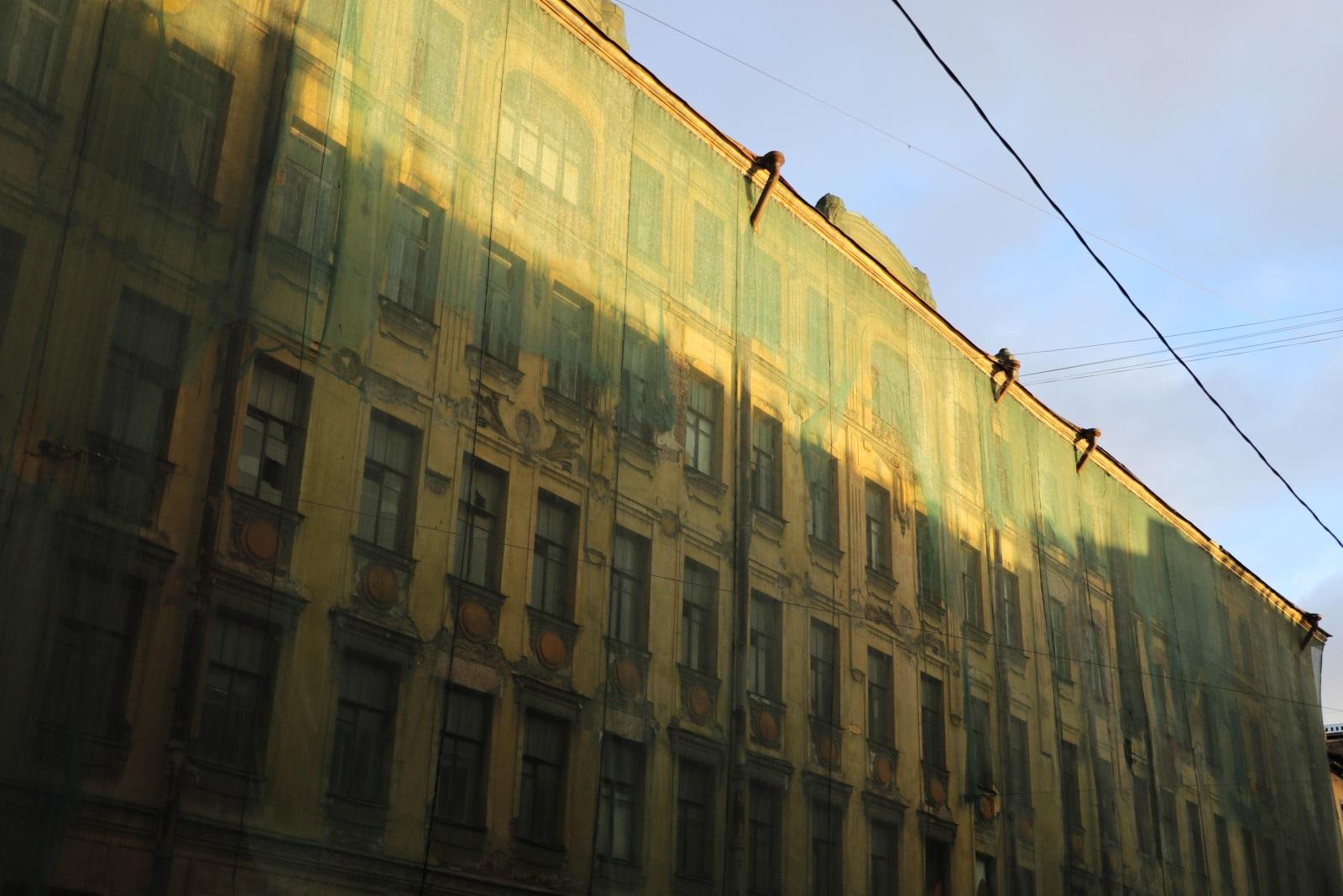 Улицы района