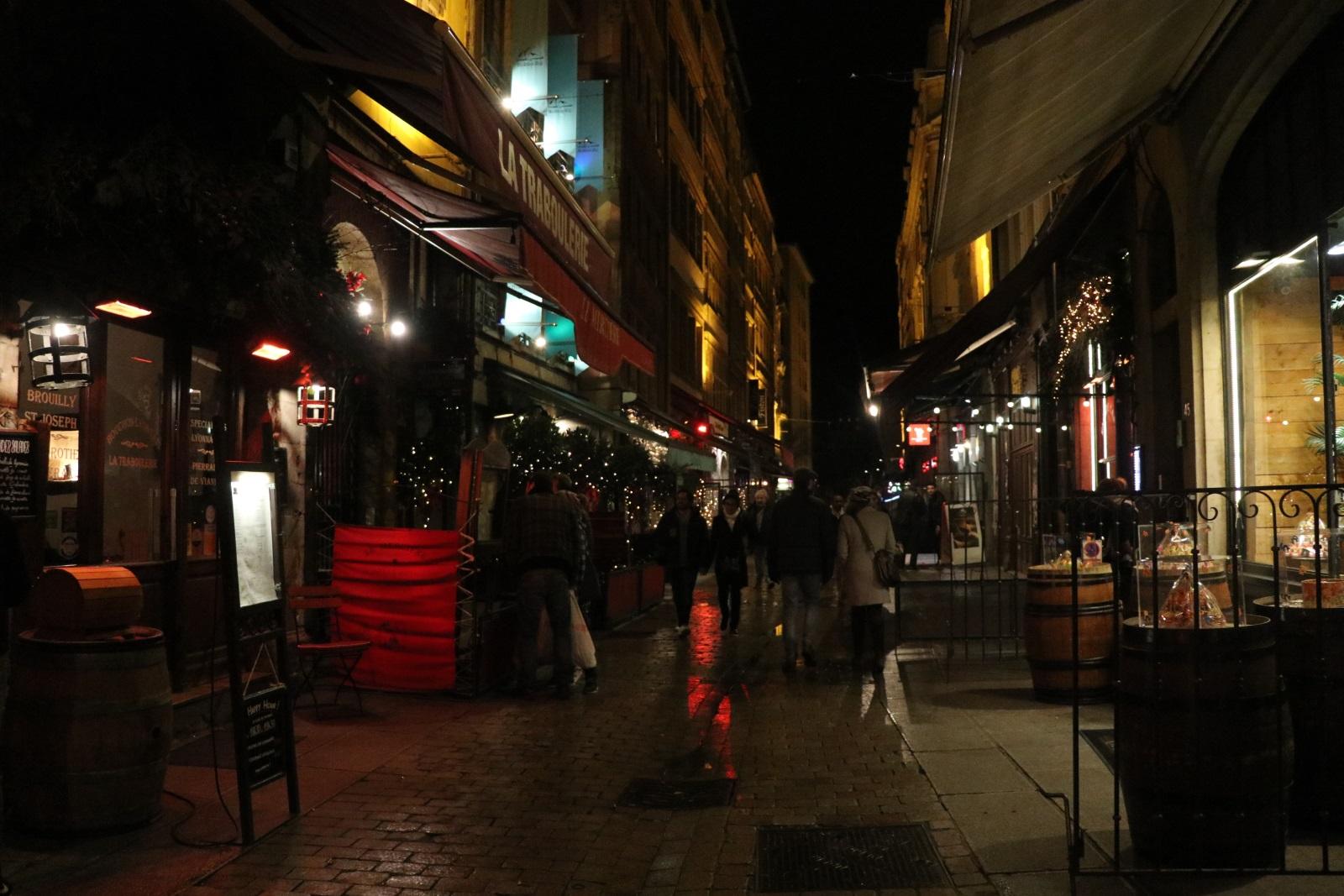 Площадь Белькур в Лионе