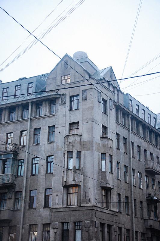 Бассейное товарищество на Некрасова