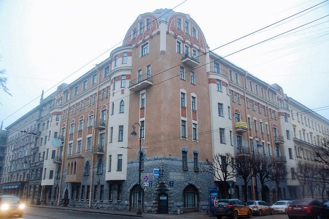 Дом архитектора Маркова