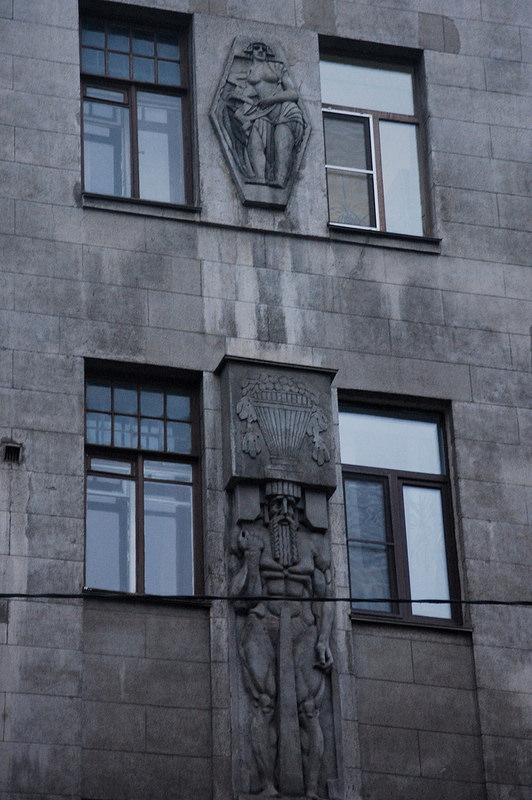 Дом Виррих и Зазерского