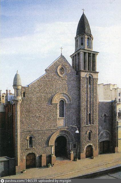 Католическая церковь на Ковенском