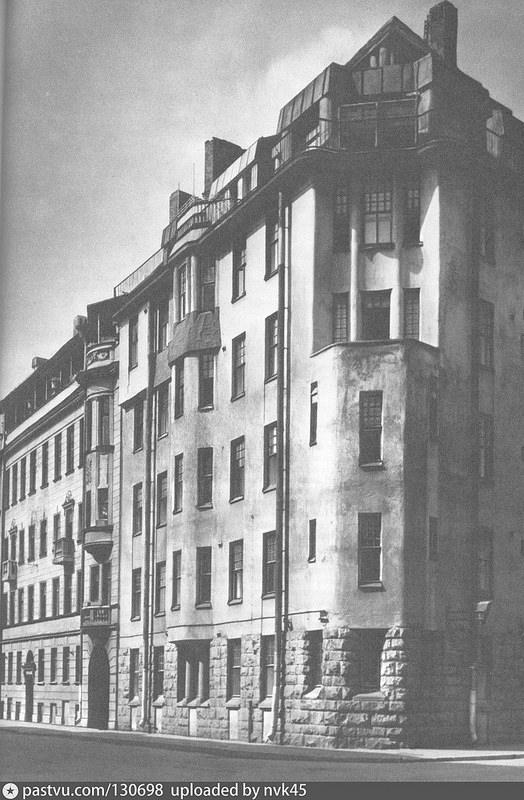 Дом Бубыря на Ковенском