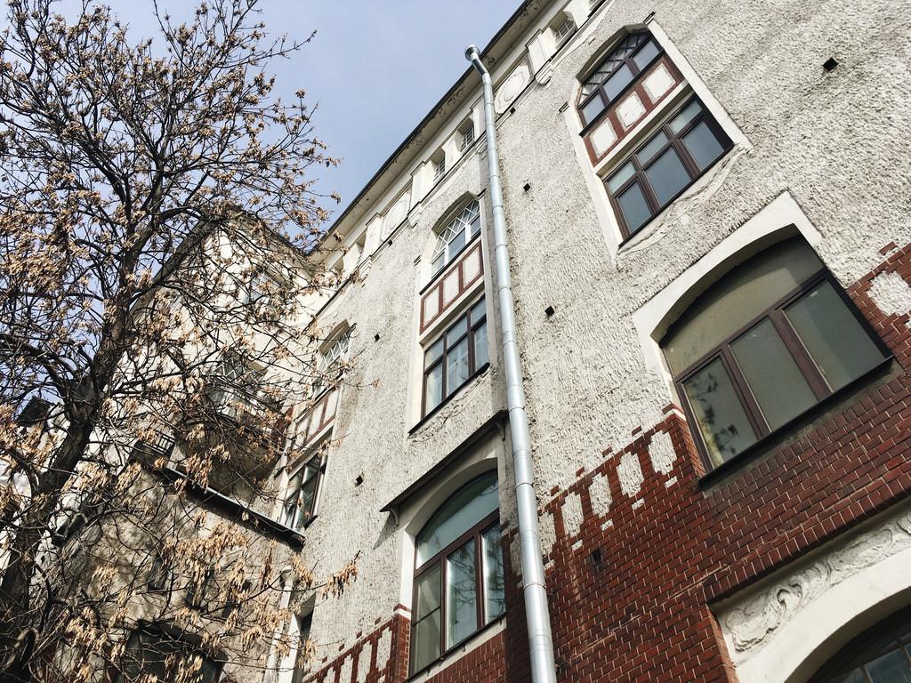 Дом Лидваля на Каменноостровском, 61