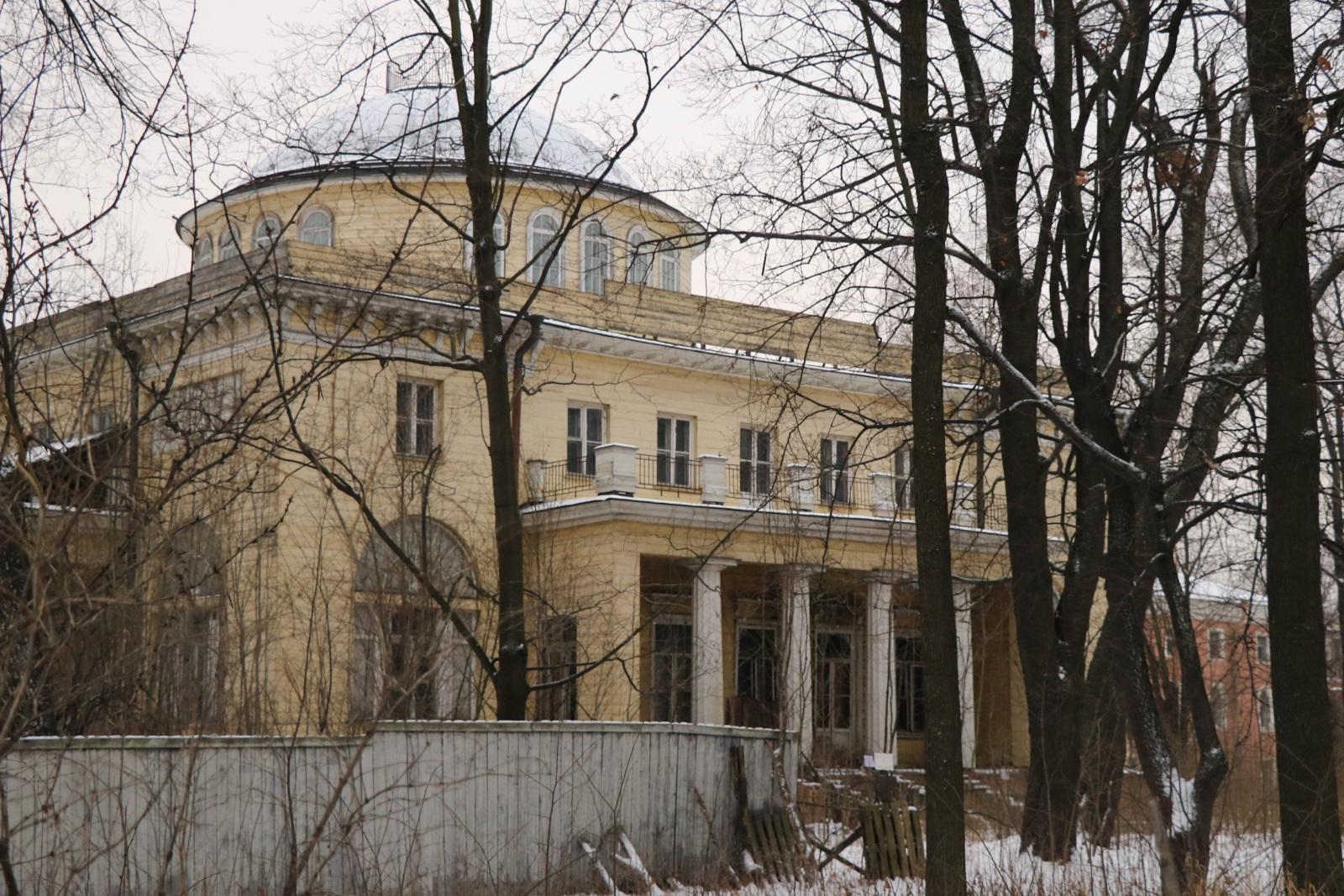 Дача Ольденбургского