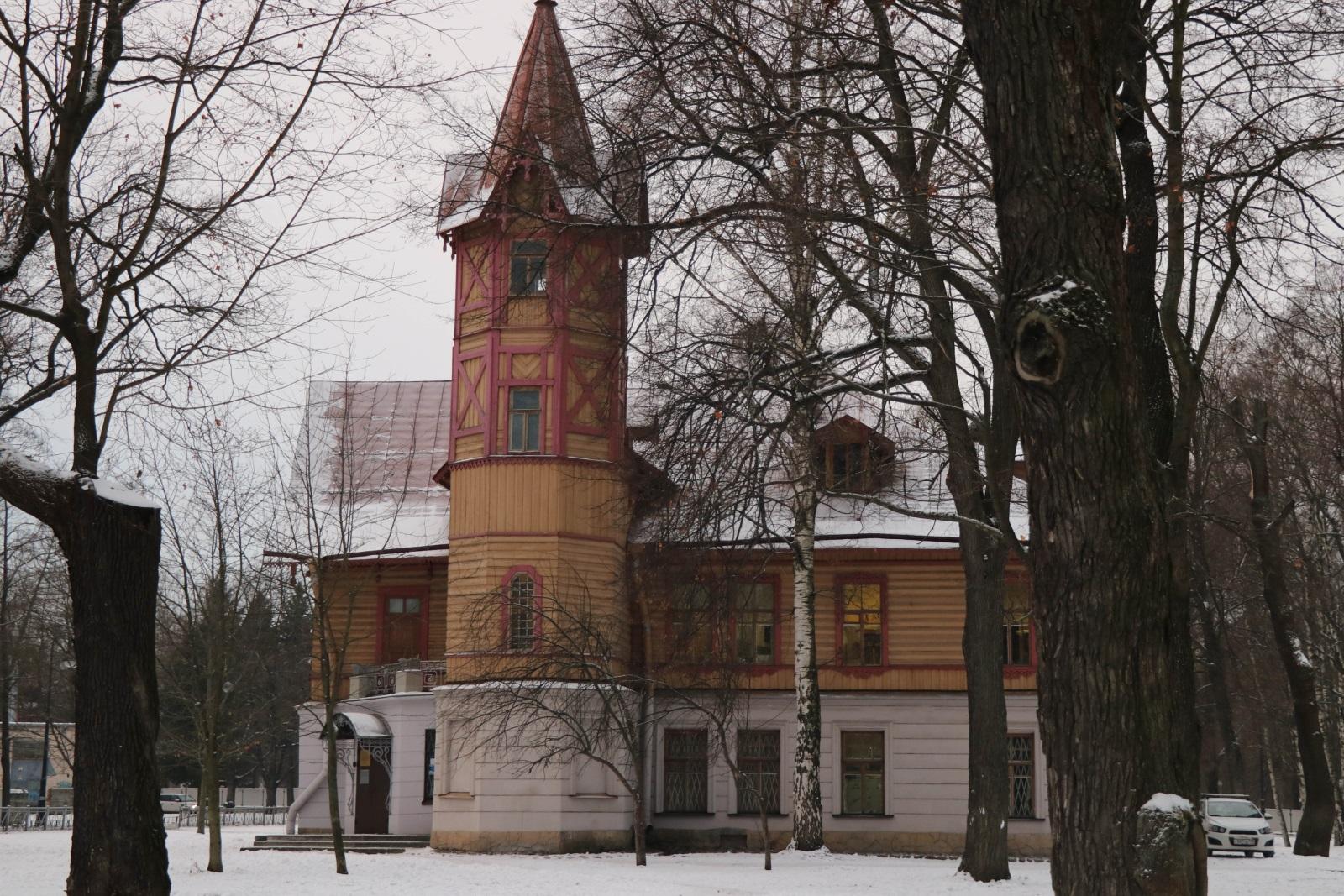 Дача княгини Кугушевой