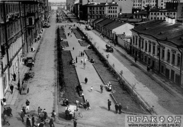 Историческое фото Семенцов