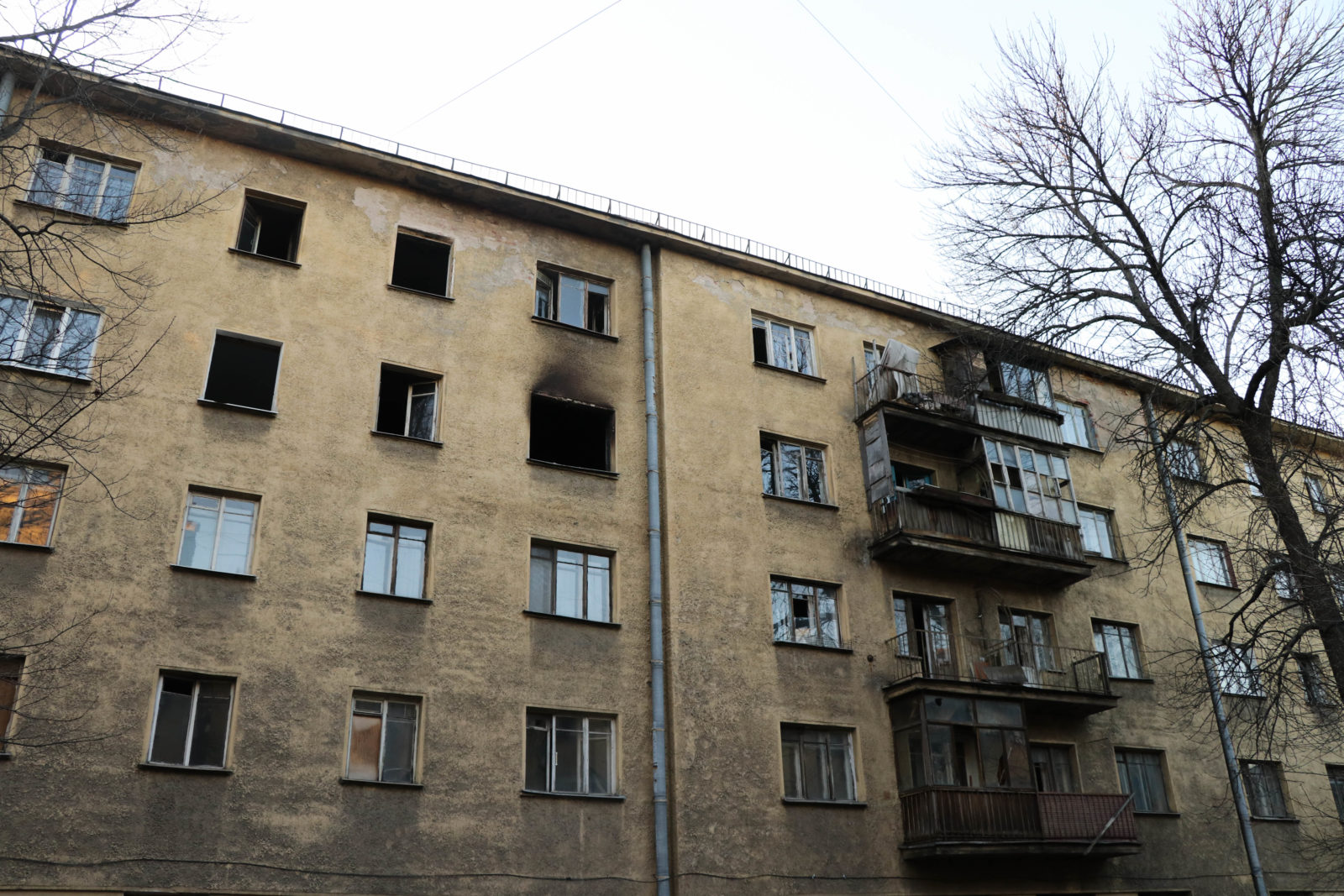 Квартал на Кондратьевском