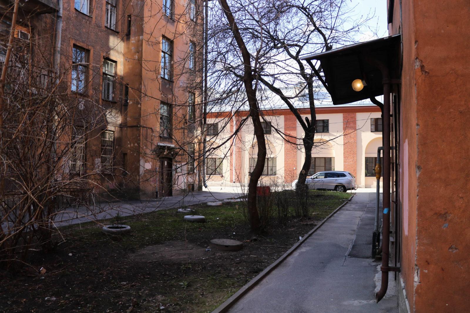 Дома завода Нобеля