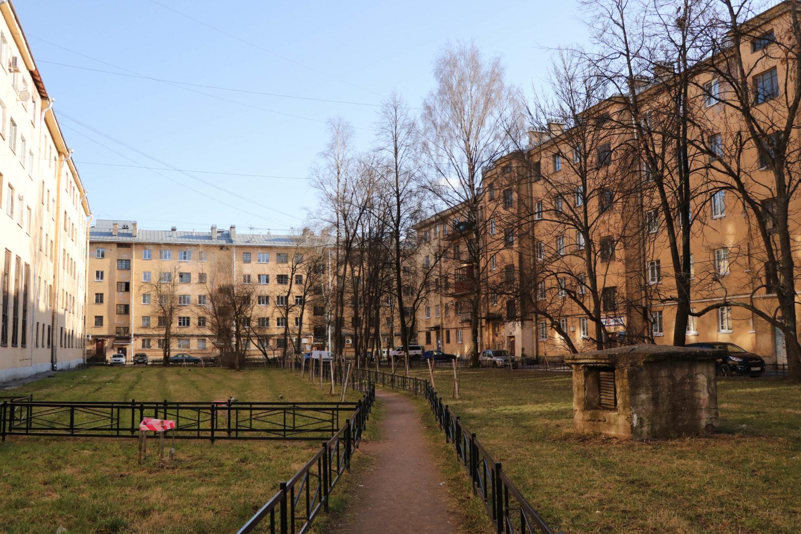 Бабуринский квартал