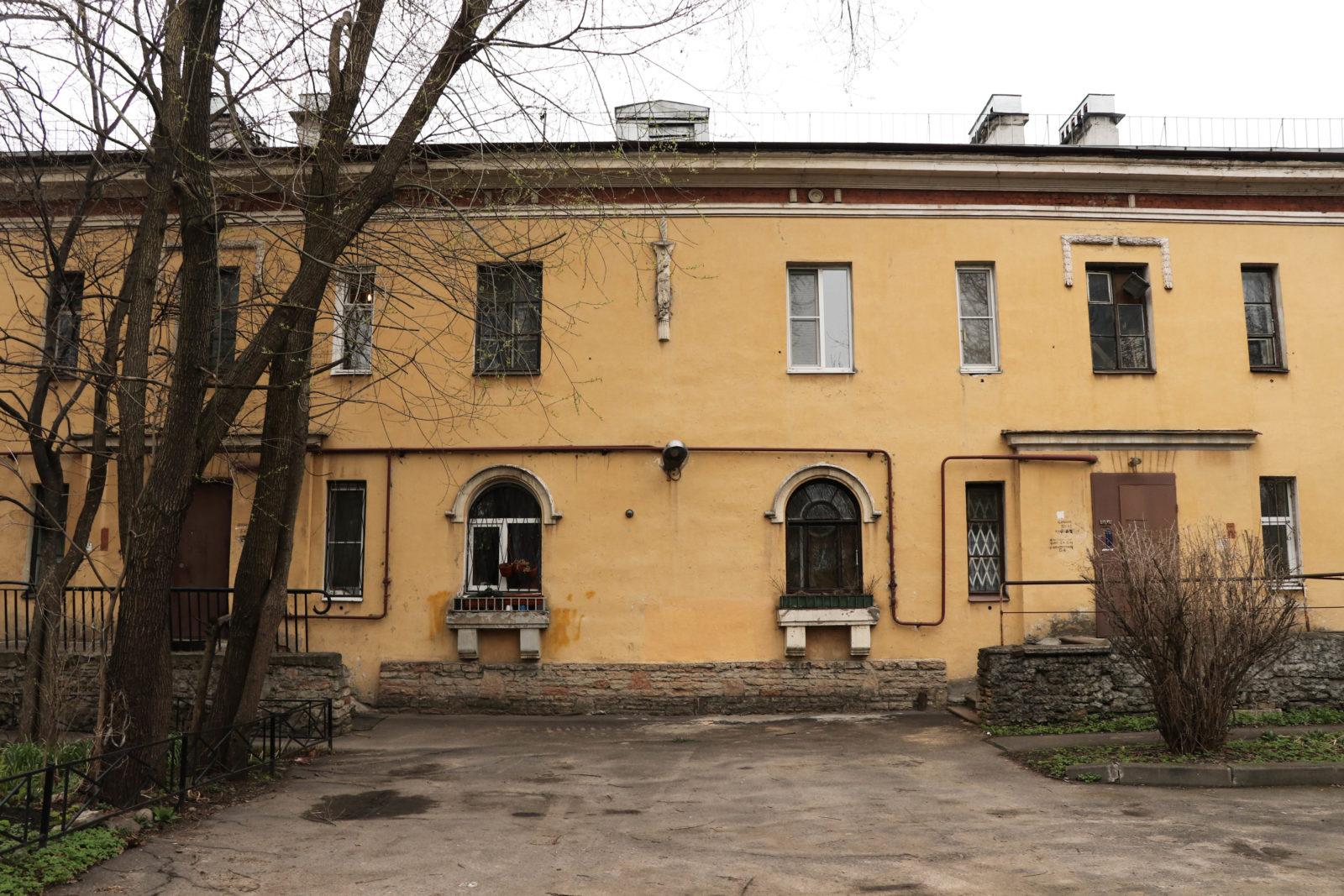 Городок на Крупской