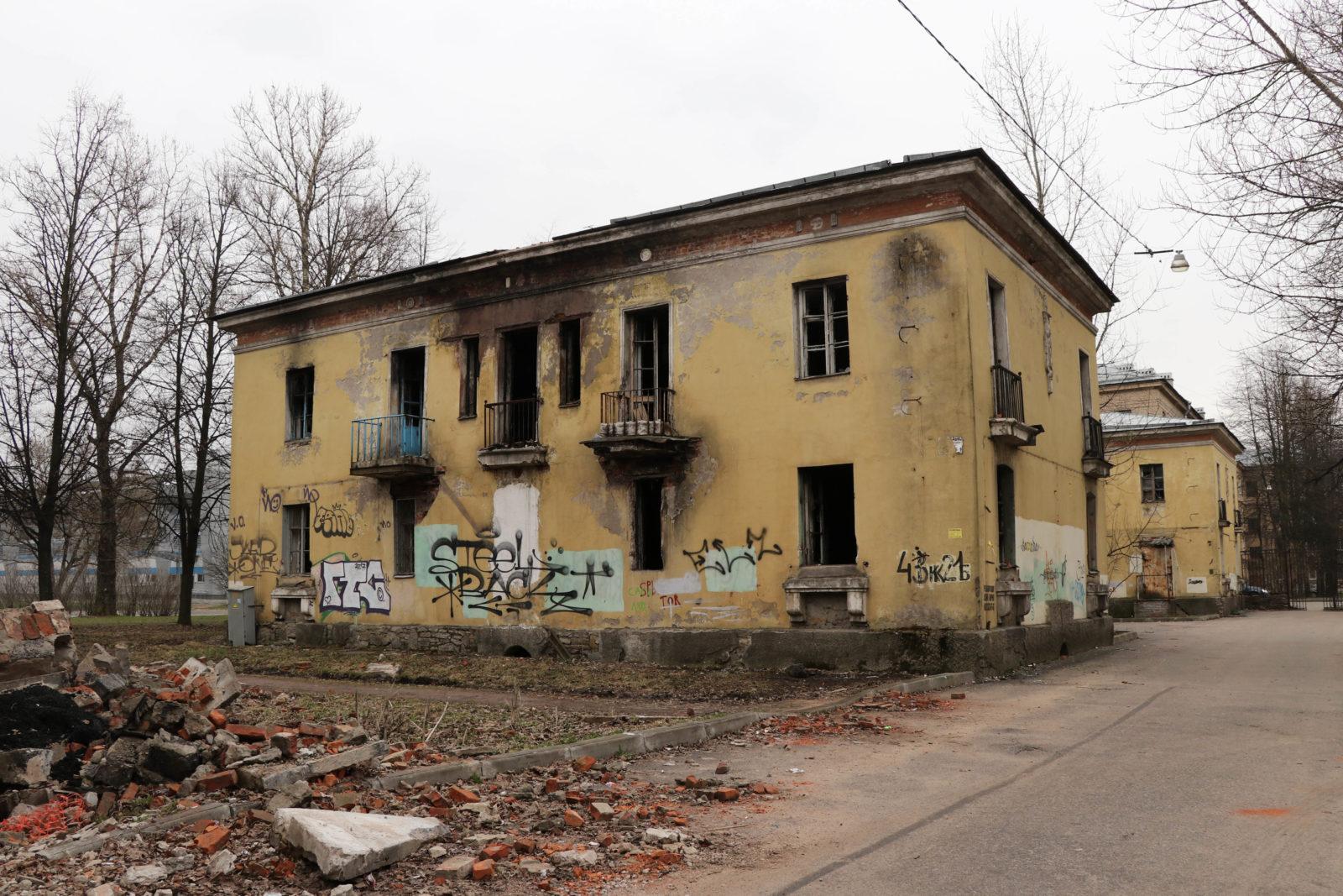 Квартал на Крупской