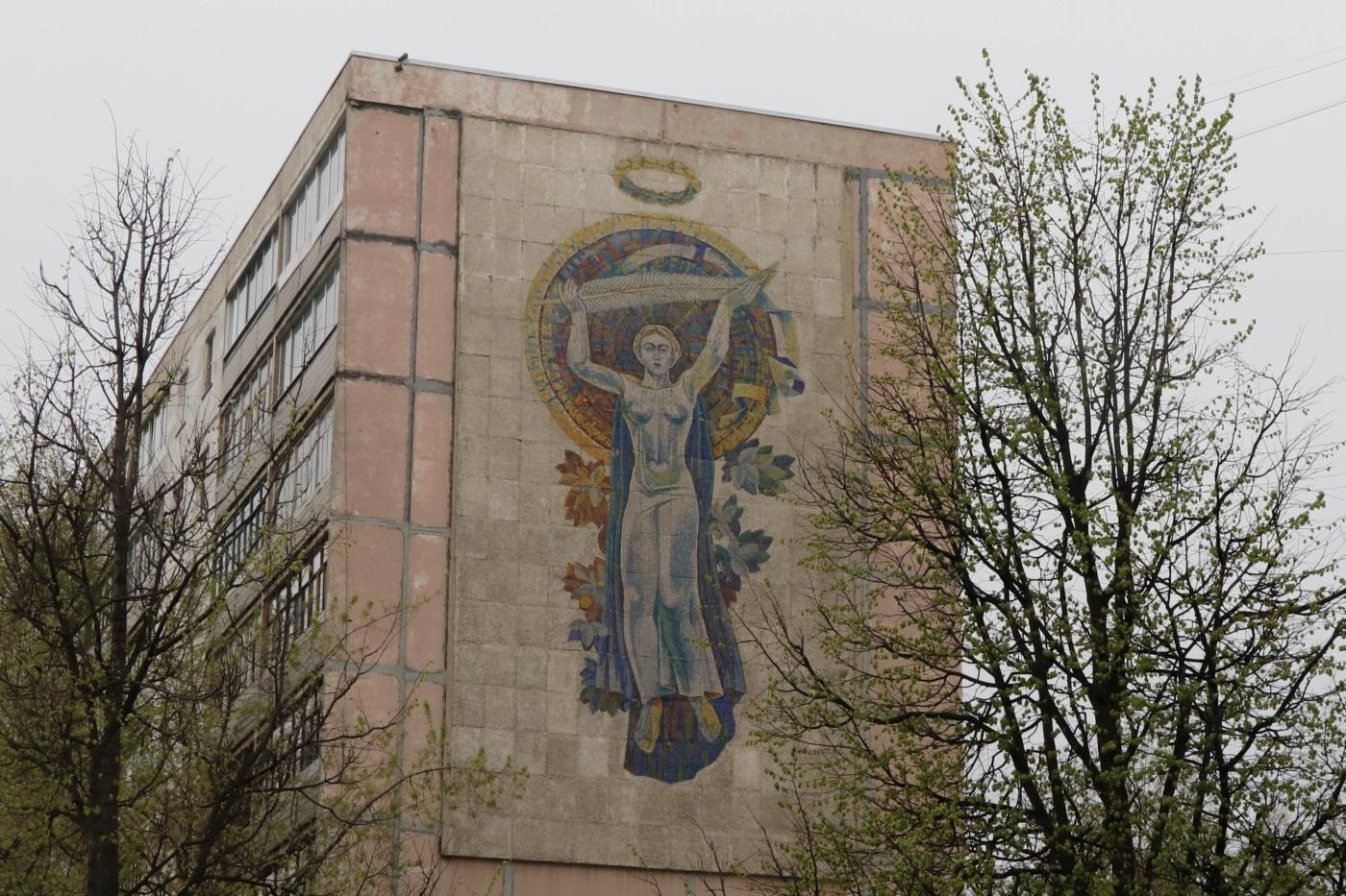 Советские фрески