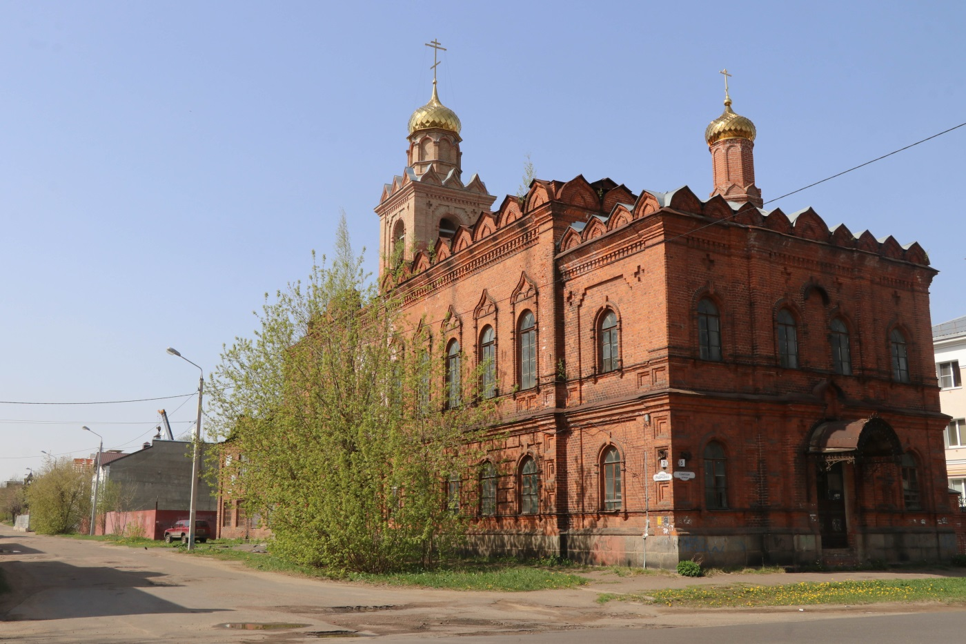 Центр Рыбинска